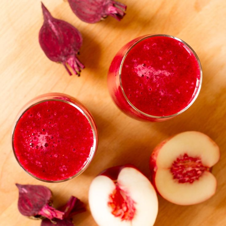 The deep vibrant colour of this smoothie is proof of its high antioxidant content. The apple, beetroot and berries give a nice mix of sweet, earthy and tart flavours. Perfect for a delicious and nutritious breakfast on the run, and … Continued