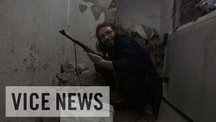 アレッポの生霊① シリア反体制派の素顔