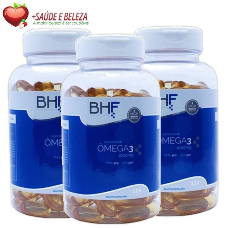 Estudos tem demonstrado que o ômega 3 também serve como auxiliar para prevenir e combater diversas outras patologias e disfunções no nosso organismo, tendo como destaque o auxilio na prevenção de alguns tipos de câncer.  Cuide da sua Saúde com Produtos de Qualidade... Temos mais ofertas para você ficar em dia com sua Saúde. Confira! http://www.maissaudeebeleza.com.br/p/209/kit-omega-3-1000mg---3-potes-com-120-capsulas