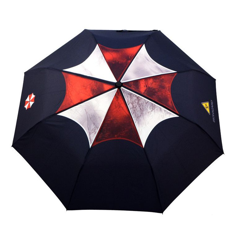 2016 resident Evil Umbrella  Anime original Umbrella Rain Women men Kids Umbrella parasol waterproof Parasol AS novelty items #clothing,#shoes,#jewelry,#women,#men,#hats,#watches,#belts,#fashion,#style