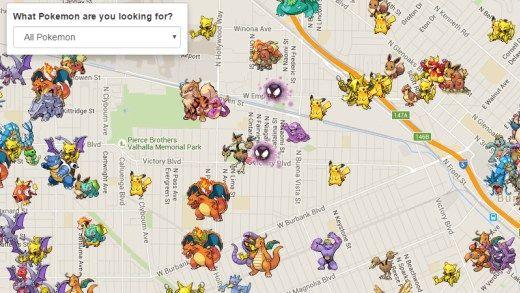Poke Radar, una app para para saber donde encontrarás nuevos Pokémon http://www.audienciaelectronica.net/2016/07/poke-radar-una-app-para-para-saber-donde-encontraras-nuevos-pokemon/