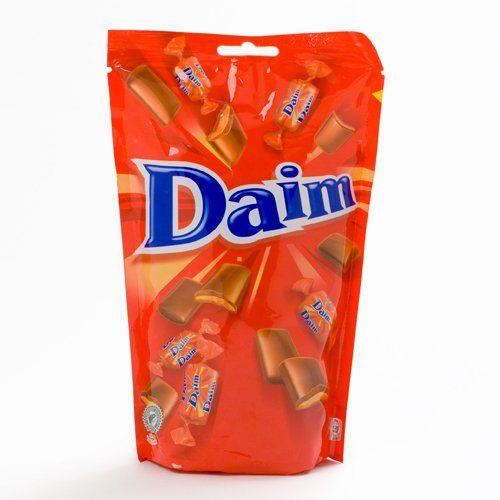 TOPSELLER! Daim Chocolate Toffee Minis (7.05 ounce) $9.99