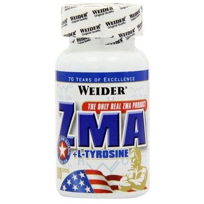 Weider Nutrition ZMA 90 Capsule