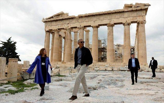 LIVE: Επίσκεψη Ομπάμα στην Αθήνα   Πολιτική   Liveblog