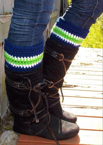 SEAHAWK Inspired Boot Covers