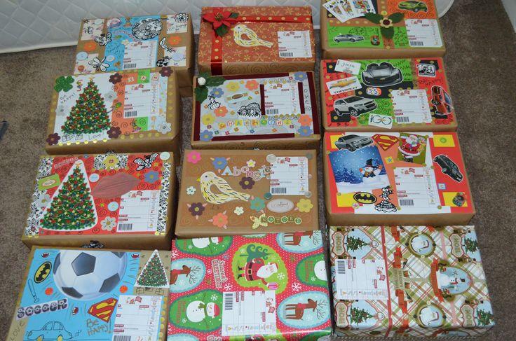 2013 boxes