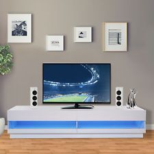 "[$249.99 save 38%] HOMCOM 71"" High Gloss LED TV Cabinet Stand Entertainment Center Storage Unit https://www.lavahotdeals.com/ca/cheap/homcom-71-high-gloss-led-tv-cabinet-stand/313622?utm_source=pinterest&utm_medium=rss&utm_campaign=at_lavahotdeals&utm_term=hottest_12"