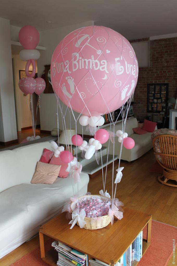 Balloon art crazy balloons balloon decor pinterest for Balloon art for baby shower