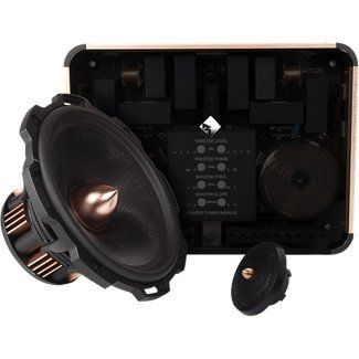 Rockford Fosgate T5652-S Power T5 6.5-Inch 2-Way Components Car Speakers Best 6.5 2-way component system from Rockford Fosgate. 1 (25mm) ring radiator LCP dome tweeter with copper phase plug. LCP (Liquid Crystal Polymer) fiber trilaminate code.  #Rockford_Fosgate #Car_Audio_or_Theater