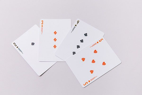 RUN Playing Cards on Behance