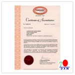 """ISO 17025  The Laboratory Department of DXN Holdings Bhd. has been accorded """"MS ISO/IEC 17025 Certificate of Accreditation"""" for its technical competence, defined scope and operation of a laboratory quality management system"""