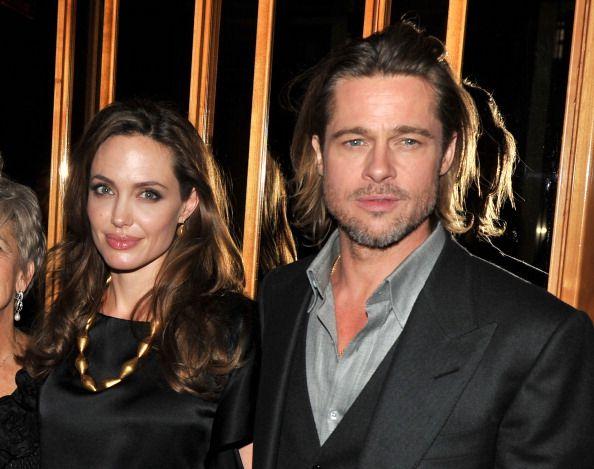 Angelina Jolie, Brad Pitt Divorce: Brangelina Get Matching Tattoos and Guns, 'Tomb Raider' Star May Produce Celine Dion Film