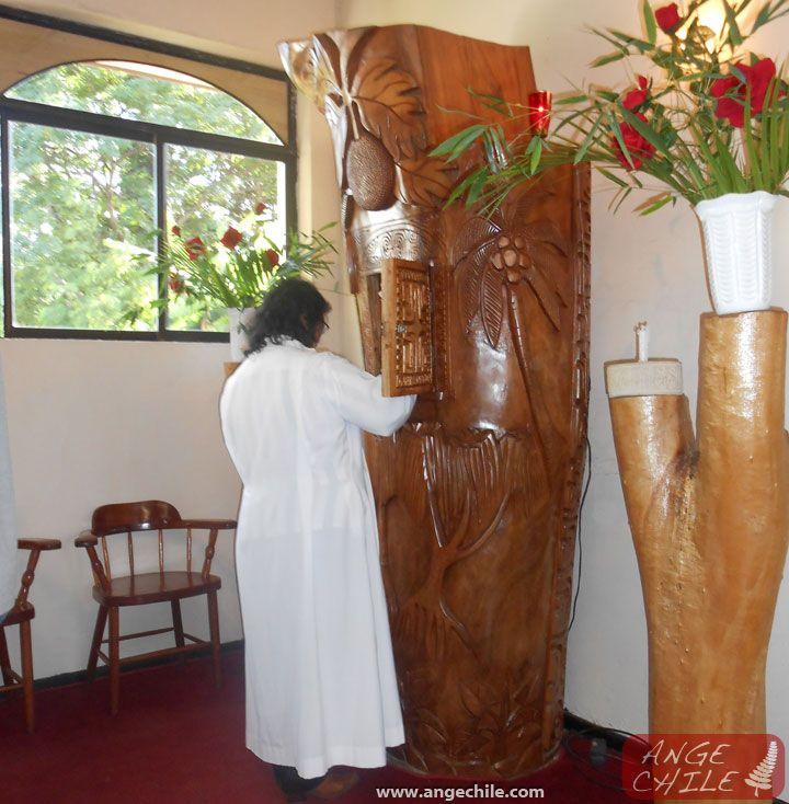 Misa en Rapa Nui – Isla de Pascua — Ange Chile