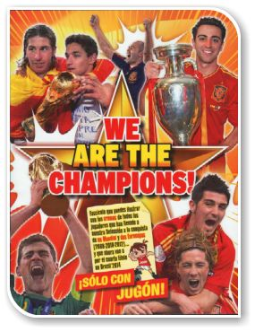 We Are The Champions 2014