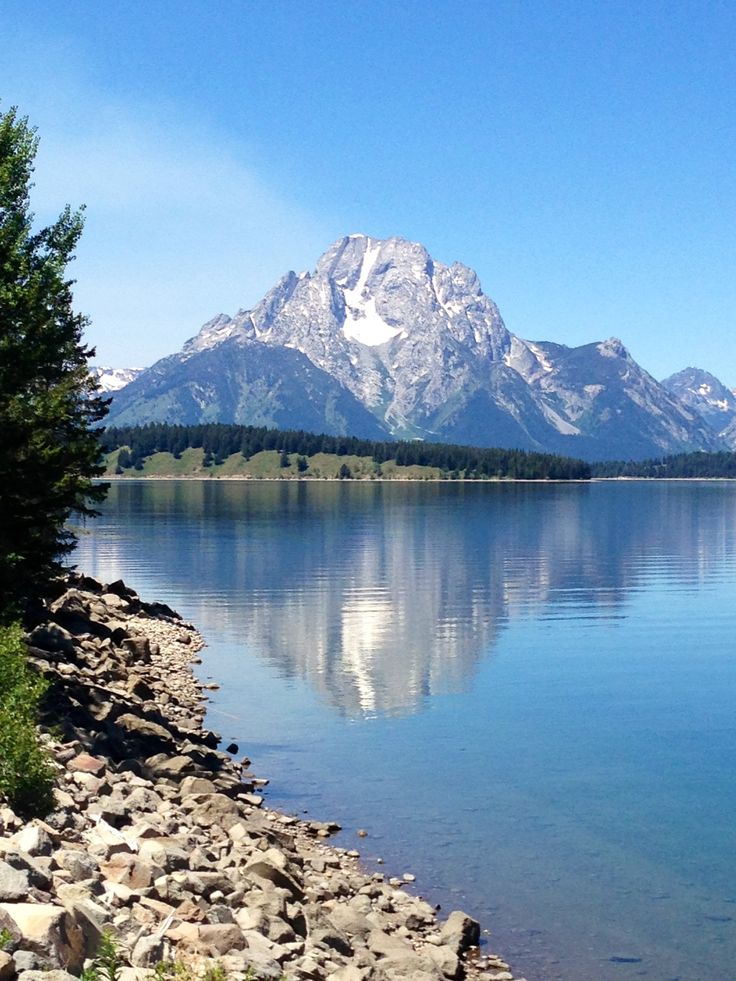 1000 Images About Colter Bay On Pinterest Lakes