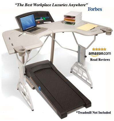 hello larry u201call businesses with sedentary workers should allow employees to use treadmill desks