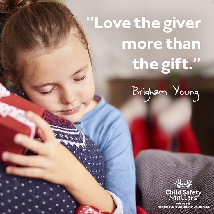 As families gather to exchange gifts and celebrate, we must remember the true meaning of the holidays: to spread love. Instead of focusing more on presents, let us all be thankful for the ones we love, and the happiness we share.