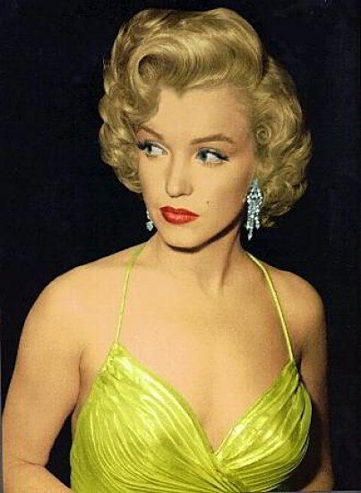 One of my favorite pictures of Marilyn.