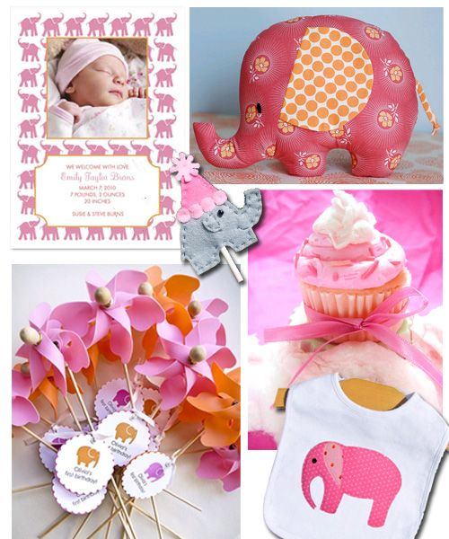 Elephant Theme 3rd Birthday Party: 1000+ Images About Elephant Birthday Party On Pinterest