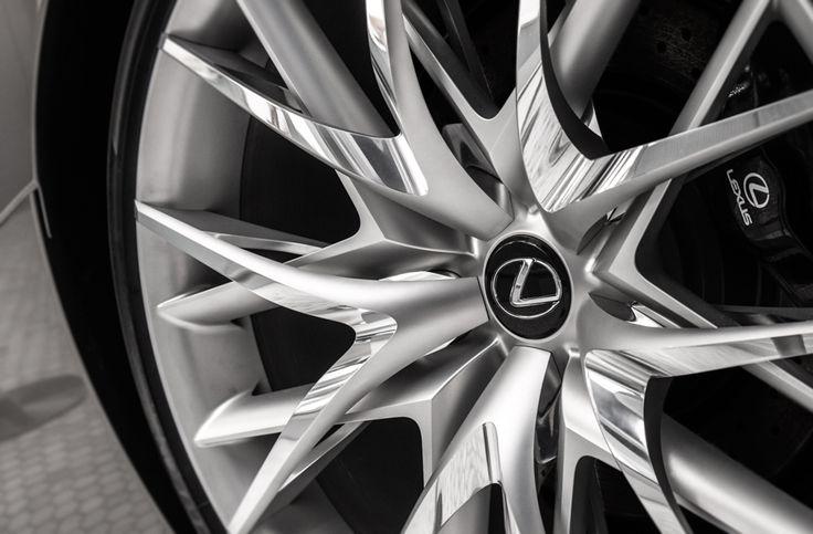 #Lexus #LFCC #ConceptCar #Design #Fashion #wheel