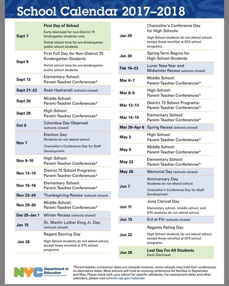 The DOE's 2017-18 school year calendar has just been released. See it here: http://lil.ms/1kvf/2z543p Yortimeandfriends #resources #community #buddygroup