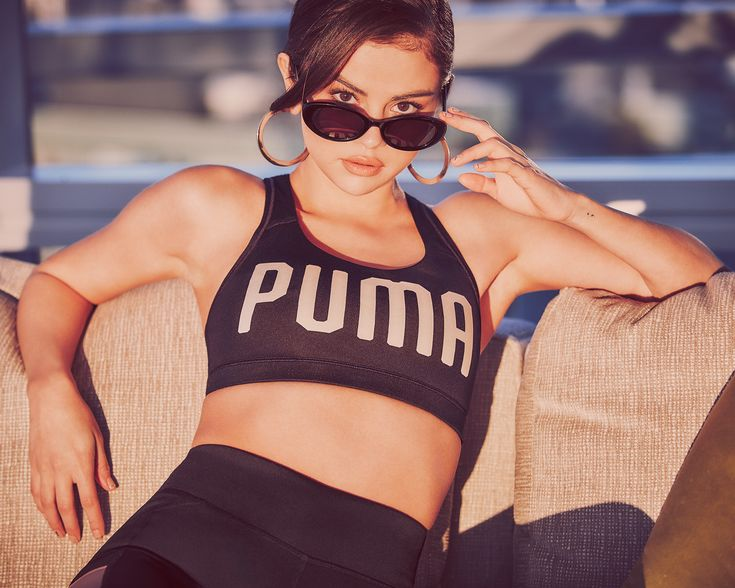 "PUMA announced a long-term partnership with Selena, who will work with the brand to design product and create marketing campaigns.   Selena said ""Being part of the PUMA family is very exciting for me.PUMA has changed the game when it comes to mash-up of athletic wear and fashion. It's amazing to see this influence on style and culture and I'm excited to be a part of it. I am hoping that we can create something special together. We already have some really cool projects in the works."""