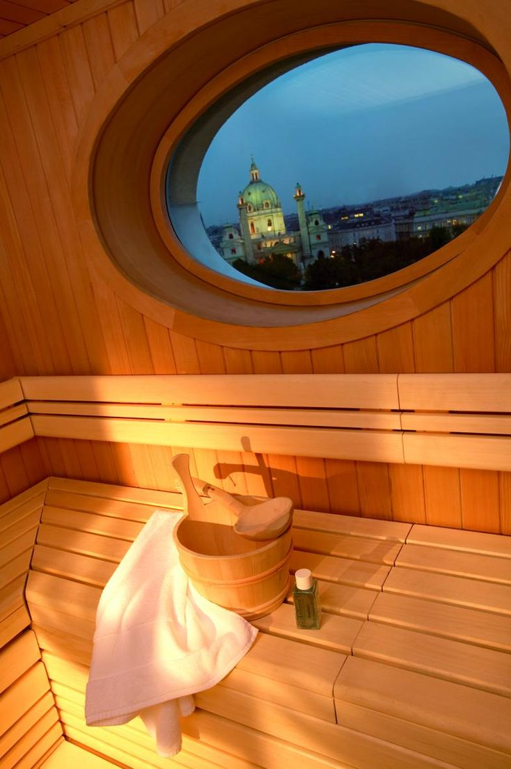 17 images about saunas on pinterest vienna luxury. Black Bedroom Furniture Sets. Home Design Ideas