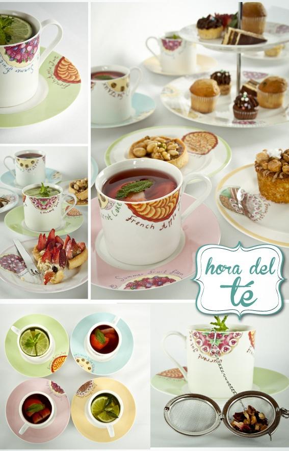 ¡No te compliques! Una tarde de amigas puede ser muy fácil, compra diferentes postres y ponquecitos, sirve diferentes tipos de té, frutas y deja que cada invitada prepare el té a su gusto.