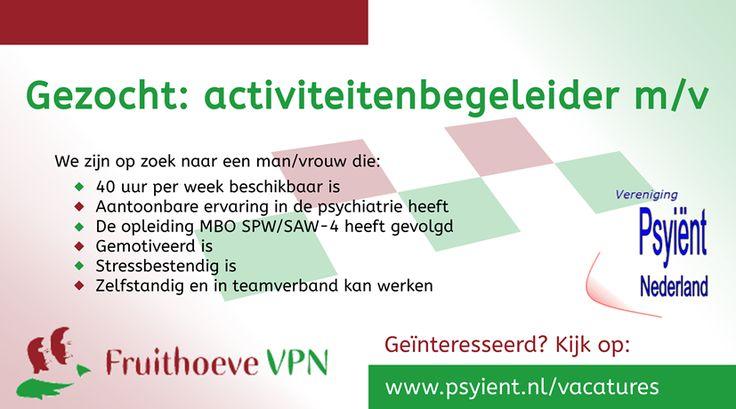 #pdvmedia is ook uw partner voor al uw #advertenties! #vacature al vervuld! #offline #advertentie #ontwerp #reclame