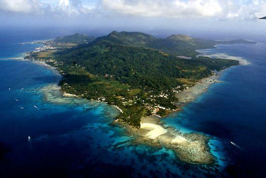 Chuuk (Truk) - Micronesia -