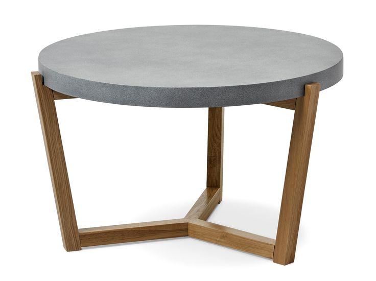 Produktbild - Flexa, Soffbord, Ø 80 cm