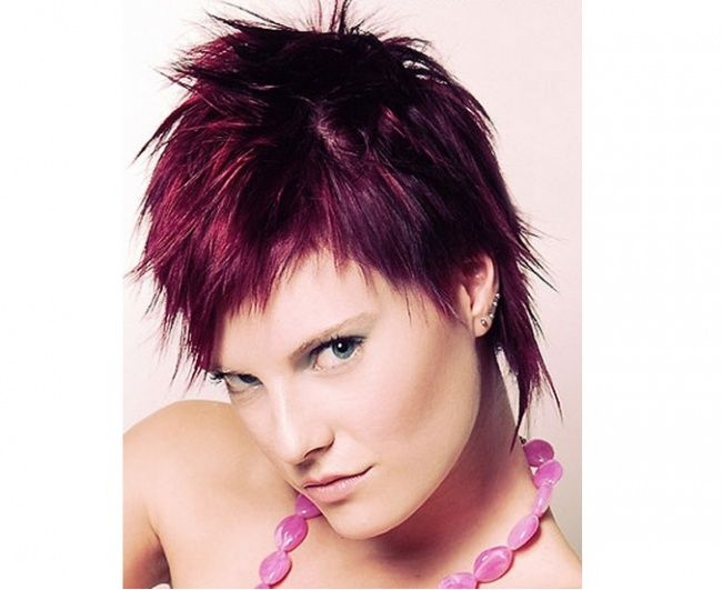 Krótkie fryzury damskie - nowoczesne i bardzo kobiece - Strona 32