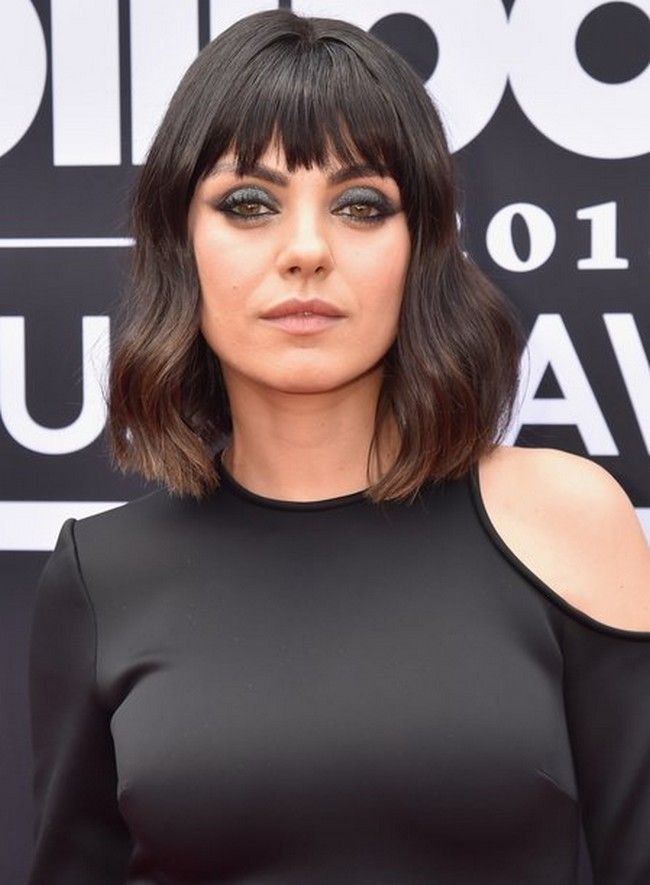 Mila Kunis Has The Hottest New Summer Hairstyle Mila Kunis Has The