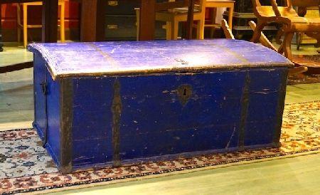 Sininen arkku