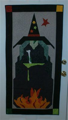 Another great witch quilt.