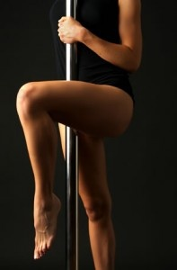 Pole Dancing Fitness for Beginners