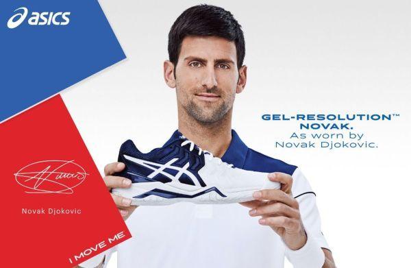 Novak Djokovic Asics Novak Djokovic Asics Tennis Shoes Asics