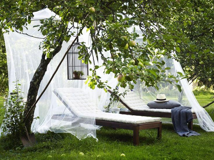 Balkon i ogród IKEA - Średni ogród za domem, styl prowansalski - zdjęcie od IKEA garden | inspiration