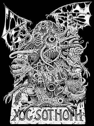 Yog Sothoth by Dave Carson