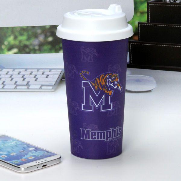 Memphis Tigers 2-Wall Tumbler