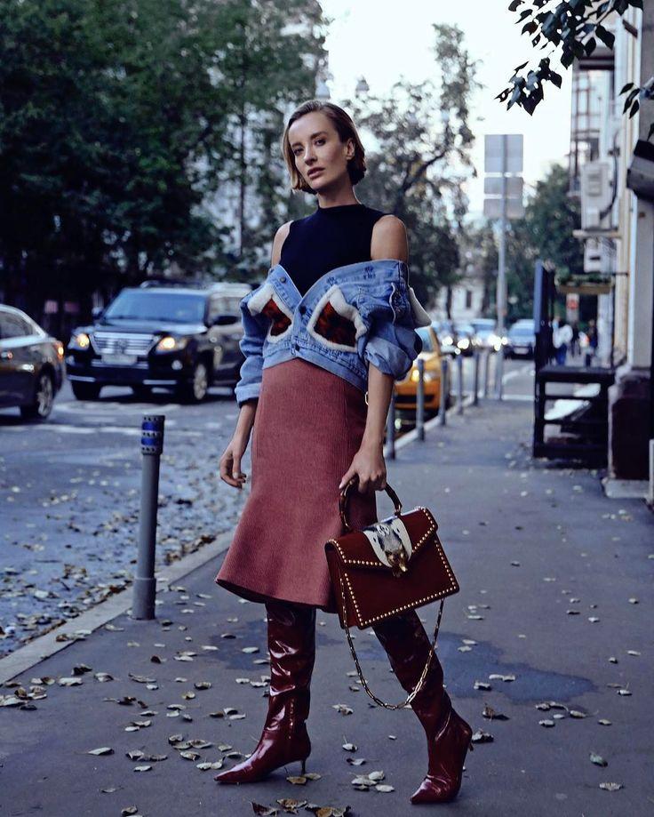Бабье лето - это как дамы бальзаковского возраста: их красота особенно согревает! P.s даю наводку: отличные сапоги из Zara