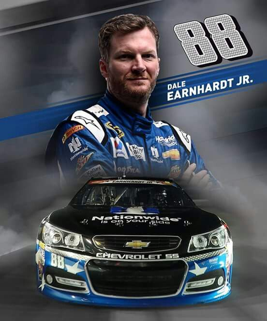 Dale Earnhardt Jr                                                                                                                                                                                 More
