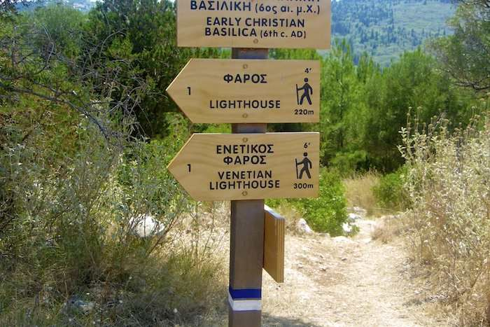 Cephalonia's Lighthouse Trail