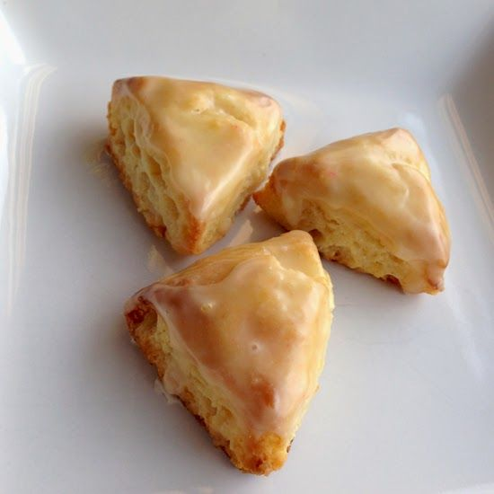 Scones on Pinterest | Lemon scones, Orange scones and Vanilla bean