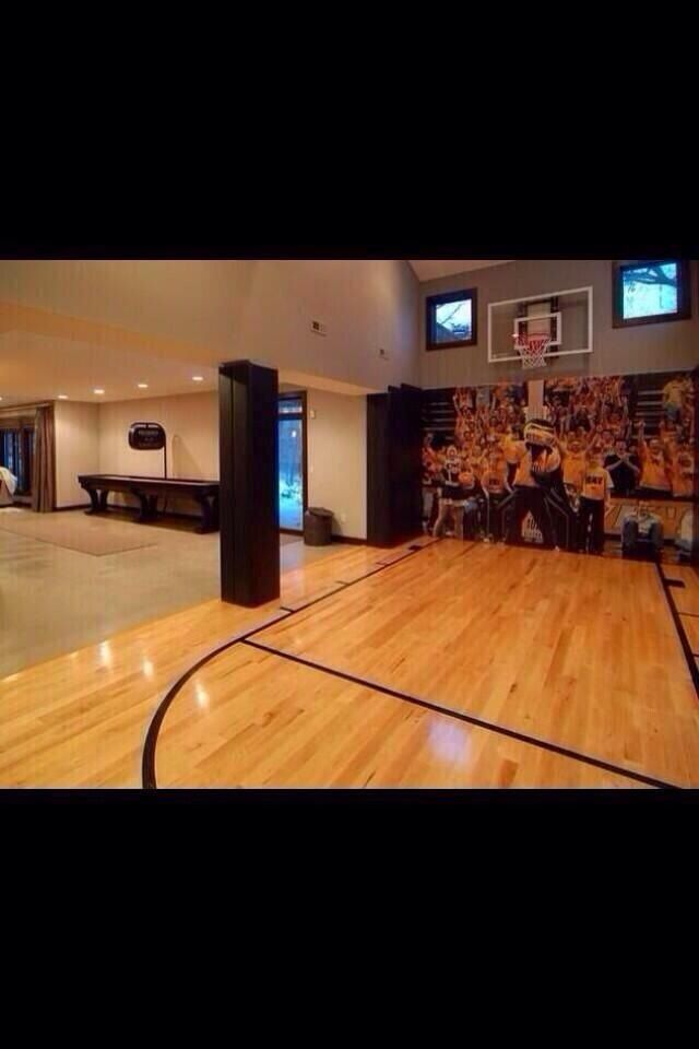 Superb Basketball Room