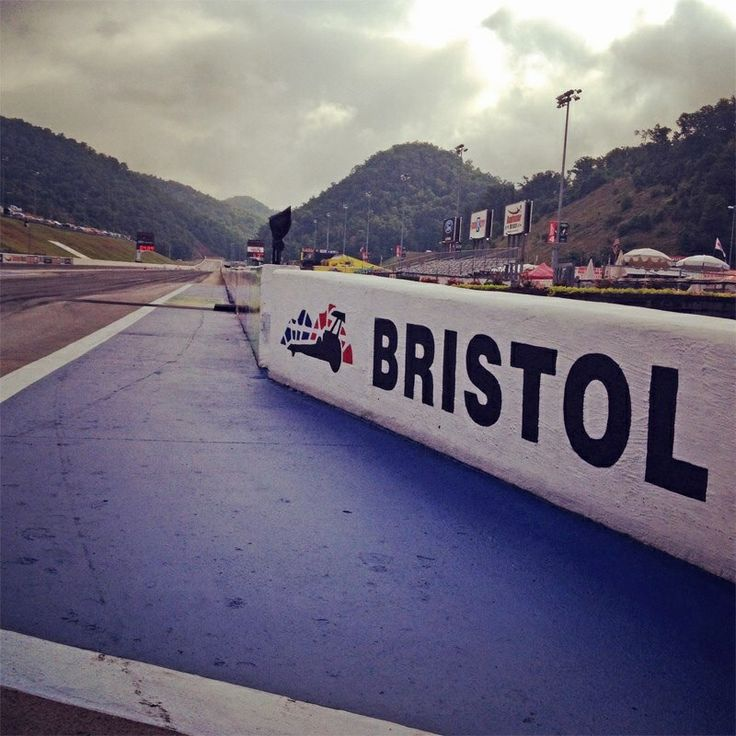 Bristol raceway