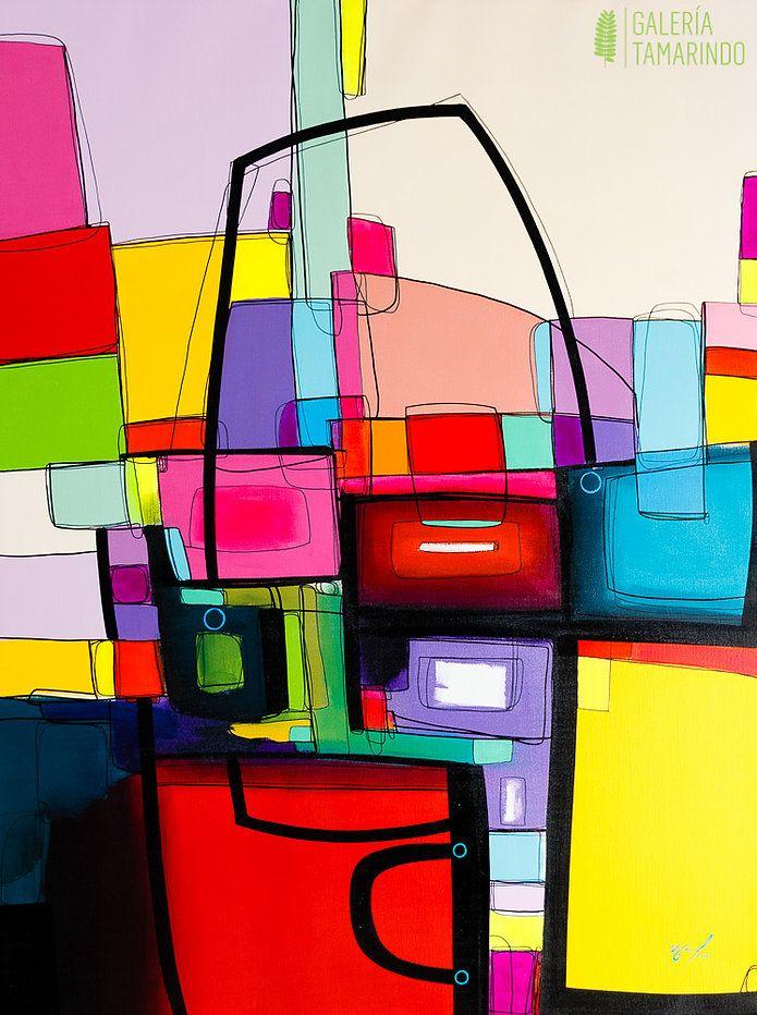 Página de Navil Abrego en Galeria Tamarindo.