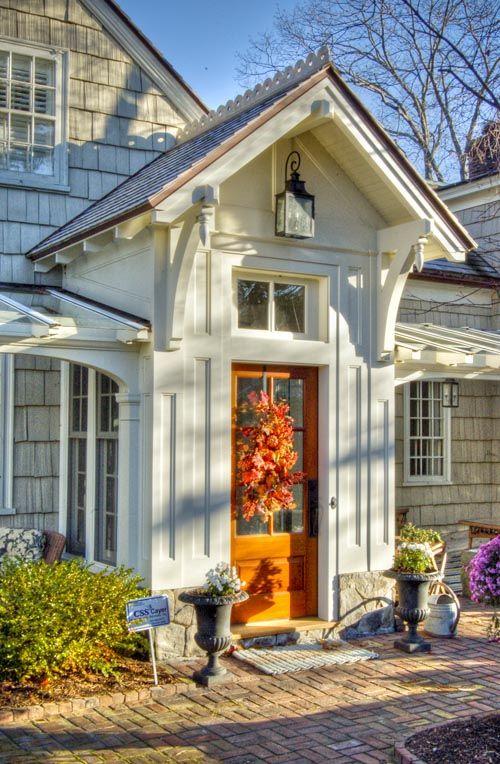 33 Best Enclosed Portico Ideas Images On Pinterest