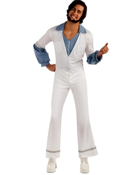 Abba Costume Ideas - dress up as Benny and sing your heart out at your next fancy dress event!
