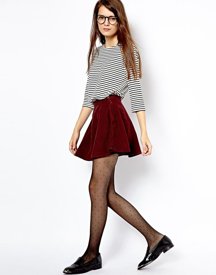 Best 20  Burgundy skater skirt ideas on Pinterest | Teen skirts ...